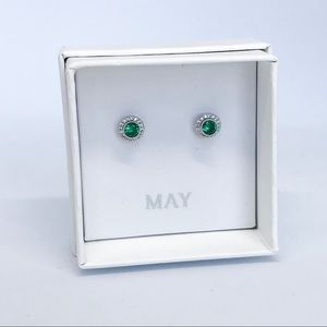 💌 Petits Bijoux Convertible Circle Studs -May